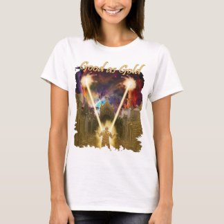 Good as Gold? - Adult Female T-Shirt