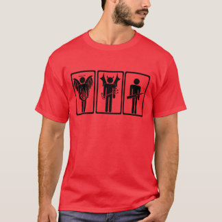 Good, Bad, I'm the Guy with the Gun T-Shirt
