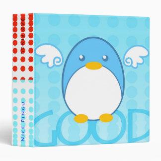 good & bad pingu binder