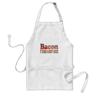 Good Body Bacon Adult Apron