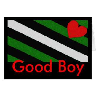Good Boy Card