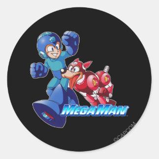 Good Boy! Classic Round Sticker