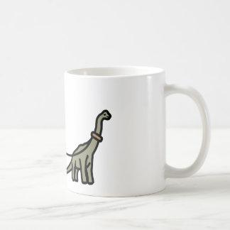 Good Brachiosaurus Classic White Coffee Mug