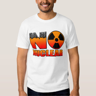 Good-bye Nuclear T-Shirt