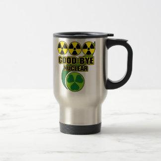 Good-bye Nuclear Travel Mug
