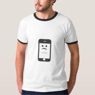 good bye steve ringer t-shirt