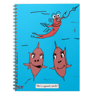 """Good Catch"" Notebook"
