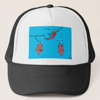 """""""Good Catch"""" Trucker Hat"""