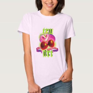 Good cherries are for keeps.... t-shirt