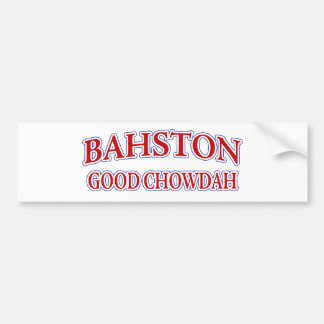Good Chowdah! Bumper Sticker
