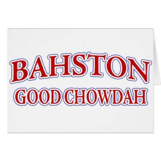 Good Chowdah! Card