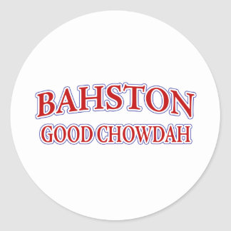 Good Chowdah! Classic Round Sticker