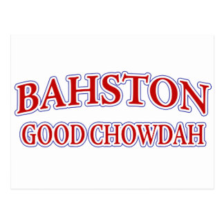 Good Chowdah! Postcard