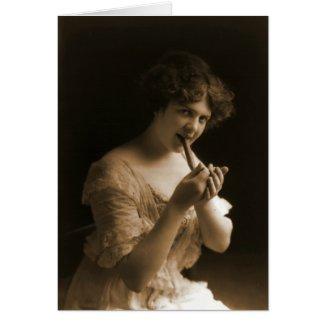 Good Cigar 1913 Card