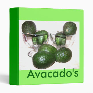 good Cooking Binder says- Avacado's