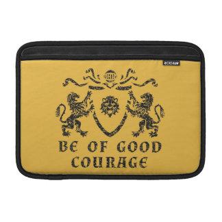 "Good Courage Blazon Macbook Air 11"" Sleeve"