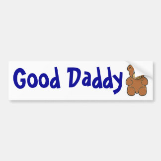 Good Daddy Bear sticker