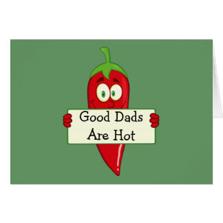Good Dads R Hot Card