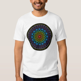 Good Day Bike Mandala T Shirt