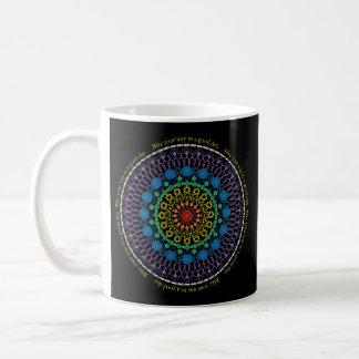 Good Day Bikes Mandala on Mug