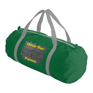 Good Day Fishing Gym Bag