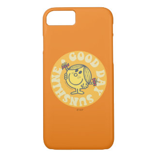 Good Day Little Miss Sunshine iPhone 8/7 Case