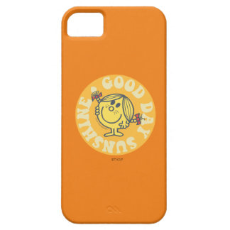 Good Day Little Miss Sunshine iPhone SE/5/5s Case
