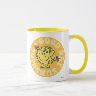 Good Day Little Miss Sunshine Mug