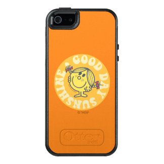Good Day Little Miss Sunshine OtterBox iPhone 5/5s/SE Case