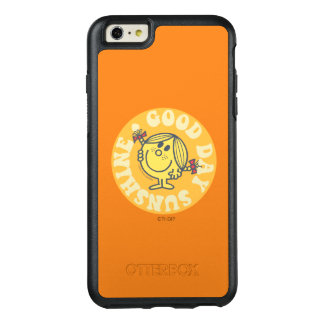 Good Day Little Miss Sunshine OtterBox iPhone 6/6s Plus Case