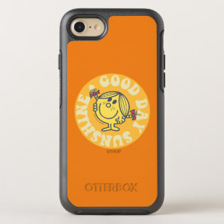 Good Day Little Miss Sunshine OtterBox Symmetry iPhone 8/7 Case