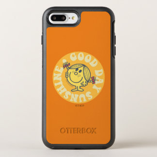 Good Day Little Miss Sunshine OtterBox Symmetry iPhone 8 Plus/7 Plus Case