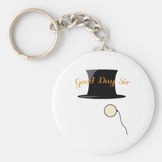 Good Day Sir Keychains