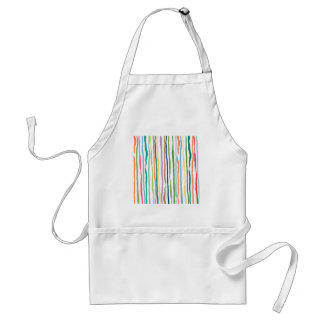 Good Day Stripes Adult Apron