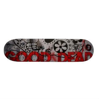Good Dead for Slasky Skateboard Deck