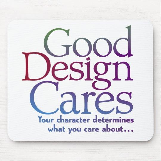 Good Design Cares Mouse Pad