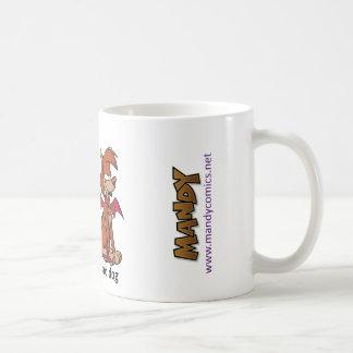 Good dog, bad dog mug