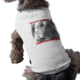 good dog-good owner T-Shirt