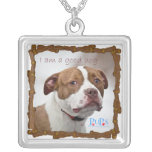 Good Dog Necklace from PUPs
