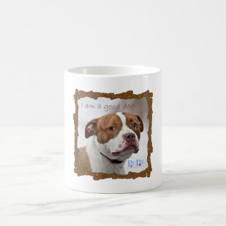 Good Dog Pit Bull Rescue Coffee Mug