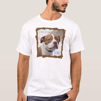 Good Dog Pit Bull Rescue T-Shirt