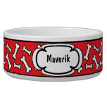 Good Dog Rewards Bowl with Your Dog's Name Dog Water Bowl
