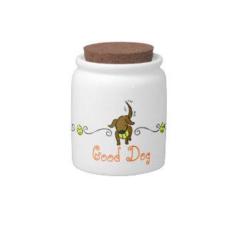 Good Dog Treat Jar