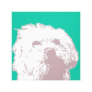 Good Doggy Canvas Print