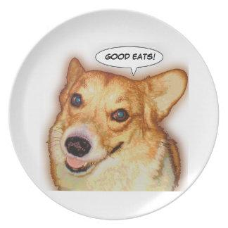 Good Eats! Dinner Plate