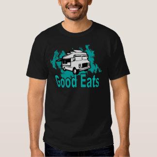 good eats food truck t shirt