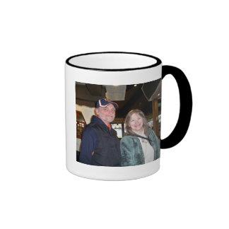 Good Eats Ringer Coffee Mug