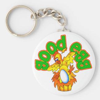 Good Egg Keychain