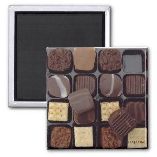 good enough to eat 2 inch square magnet