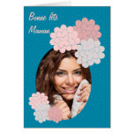 good festival mom flowers and photograph 06 greeting card
